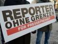Репортеры без границ заявили о разочаровании СМИ в Украине