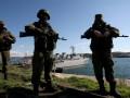 На границе с Крымом исчезли трое украинских десантников - Генштаб