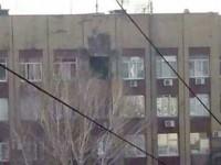 В Донецке обстрелян