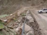 Прорыв плотины в Колумбии попал на видео