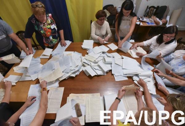 В Мукачево обнаружили нарушения в работе УИК