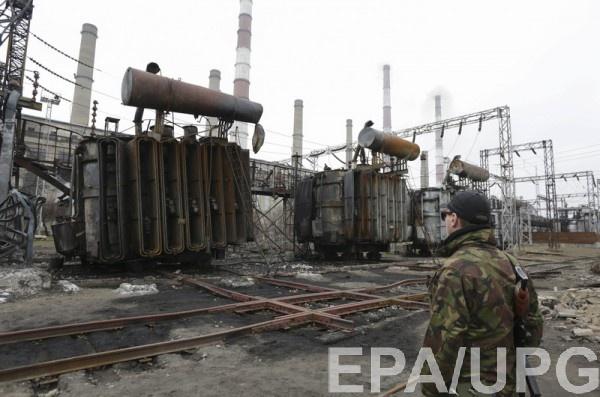 """Поставки электроэнергии будут осуществляться под видом """"гуманитарной поддержки"""""""