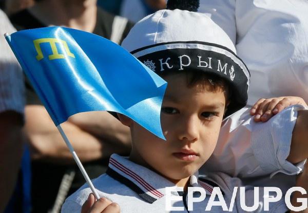 Из Крыма уехала десятая часть татар