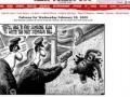 Редактор нью-йоркской газеты ответит за карикатуру, на которой Обама изображен в образе шимпанзе