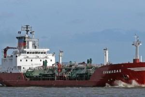 В Украину прибыл второй в истории танкер с сжиженным газом