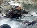 В Непале автобус со студентами рухнул в ущелье: 23 погибших
