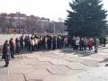 В Полтаве протестуют против закрытия рынков на карантин
