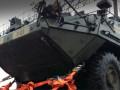 Франция перебросила в Эстонию эшелон со снаряжением для миссии НАТО