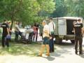 В  сквере Одессы нашли труп мужчины