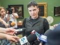 Савченко о визите в Донецк: Прошу всю Украину поддержать меня