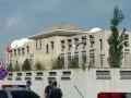 В Киргизии возле посольства Китая произошел взрыв, есть жертвы
