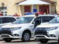 Под Одессой оштрафовали хулигана: помочился на полицейское авто