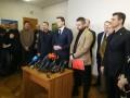 Гончарук отстранил руководство ГСЧС в Одессе