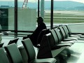 Одинокого Шокина заметили в аэропорту Цюриха