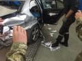 Молдаване везли в Украину 60 кг гашиша в разбитом Мерседесе