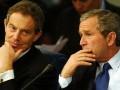Правительство Британии рассекретит переговоры Тони Блэра и Джорджа Буша о войне в Ираке
