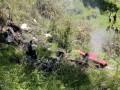 В Индии разбился вертолет с гумпомощью