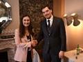 Два самых молодых премьера в мире: Первая встреча Гончарука в Давосе