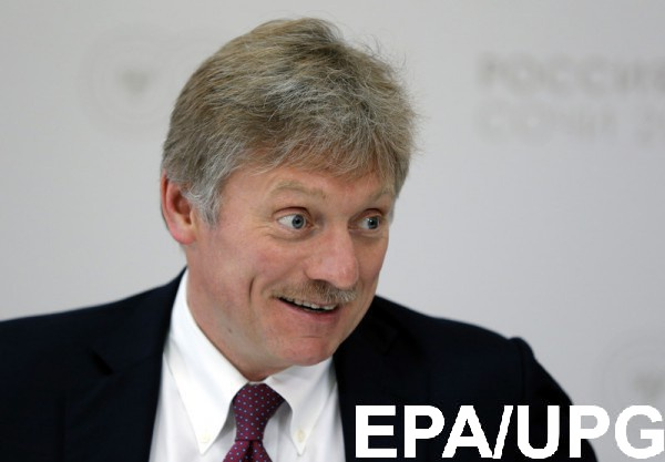 У Путина отреагировали на списки Савченко