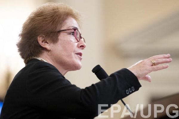 Экс-посол США в Украине Мари Йованович