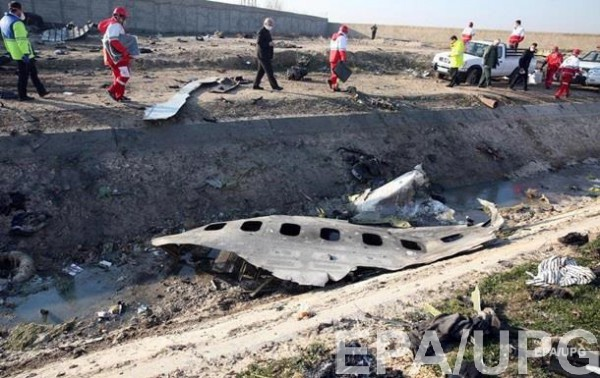 Иранские военный три дня скрывали сбитие самолета МАУ - СМИ