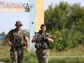 Боевики несколько часов обстреливали блокпост Марьинка из минометов