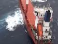 Фильм-катастрофа: появилось видео ЧП с украинским судном в Эгейском море
