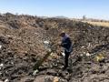 В Эфиопии нашли черные ящики разбившегося Boeing