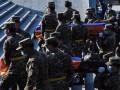 В Карабахе начался процесс обмена телами погибших