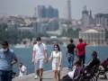 В Турции стремительно растет число больных COVID