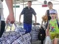 В России закроют пункты размещения украинских беженцев