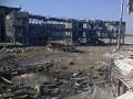 ОБСЕ обнаружила в районе донецкого аэропорта останки военных
