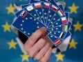 Украинцы в тройке лидеров по числу выданных видов на жительство в ЕС