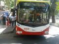 В Одессе женщина выпала из троллейбуса