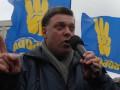 Тягнибок: Говорить о выдвижении Тимошенко на пост президента еще не время