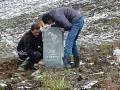 В России похоронили 200 кг салата Цезарь