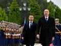 ЗЕ в Баку: Подписан ряд важных документов
