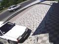 Милиция нашла сожженный автомобиль убийц мэра Кременчуга