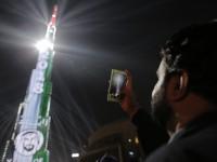 В Дубае на Новый год показали рекордное лазерное шоу