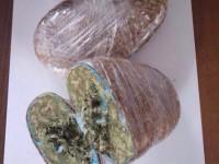 Украинка пыталась вывезти в Крым полкило марихуаны в хлебе