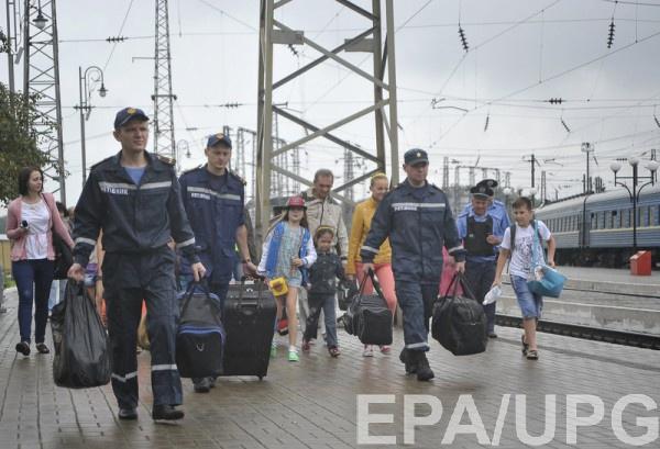 Далеко не все переселенцы из Донбасса вернутся обратно даже после войны