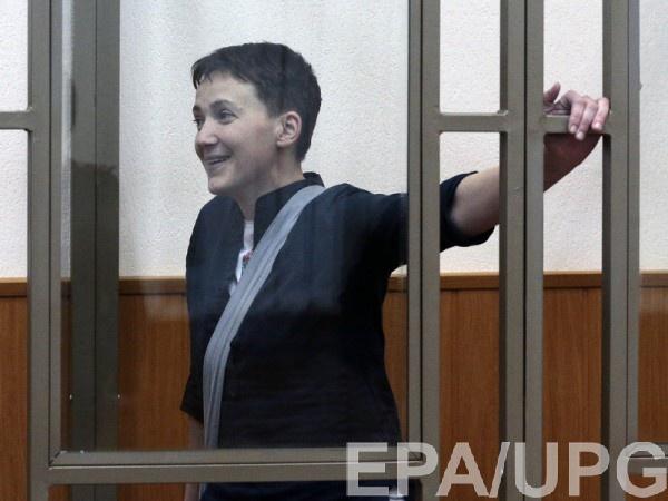 Савченко запретила подавать прошение опомиловании, попробую еепереубедить— Марк Фейгин