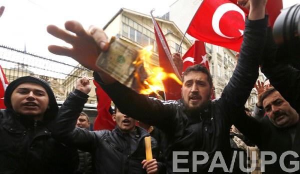 Ответные меры ЕС, хоть и вызвали раздражение Эрдогана, были декларативными