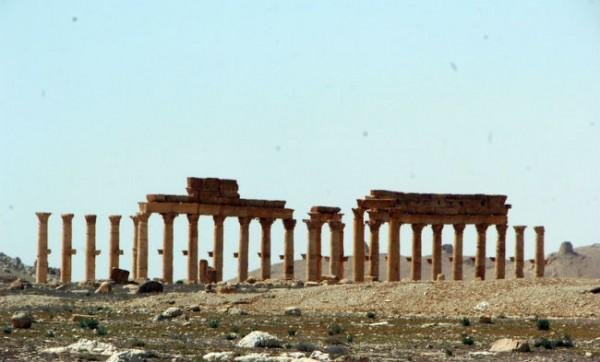 Министр культуры Сирии пообещал восстановить памятники Пальмиры