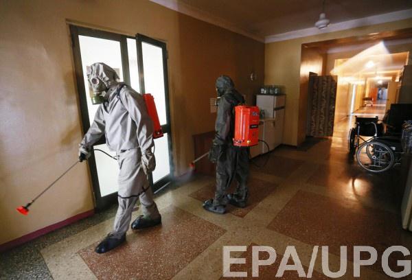 В Украине начали проводить ИФА-тесты на коронавирус