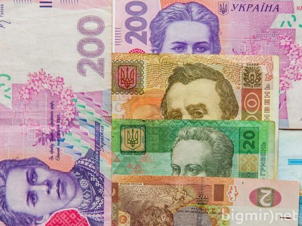 В январе средняя зарплата упала на тысячу гривен в сравнении с декабрем