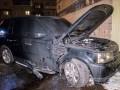 В Киеве взорвали Range Rover: пострадал владелец