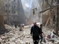 Российская авиация применила в Сирии парашютные бомбы