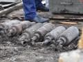 На Славянской ТЭС обнаружили боле 150 взрывоопасных предметов