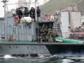 Россия провела артстрельбы в акватории Черного моря